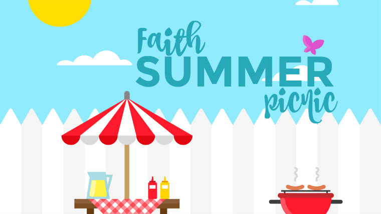 Church Summer Picnic