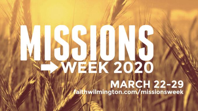 Missions Week 2020